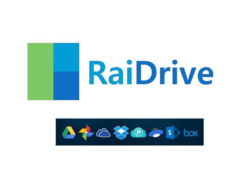 利用免费的RaiDrive教育订阅计划来使电脑挂载世纪互联-G-Suite