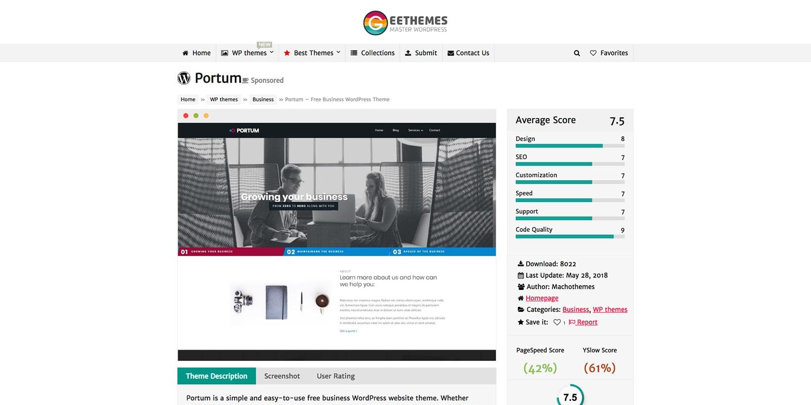 图片[31]-40款 WordPress免费主题推荐-G-Suite