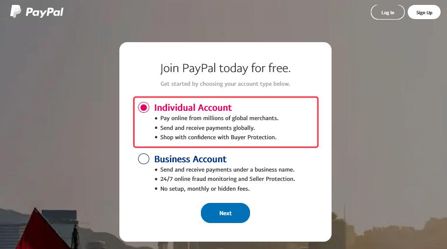 图片[3]-注册香港区PayPal教程-G-Suite