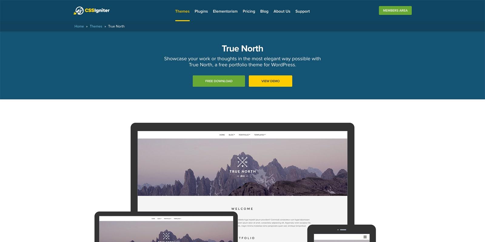 图片[3]-40款 WordPress免费主题推荐-G-Suite