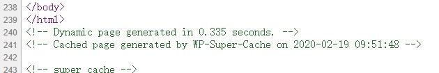 图片[3]-WP Super Cache加速WordPress网站教程-G-Suite