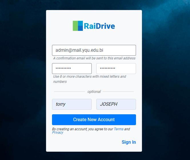 图片[1]-利用免费的RaiDrive教育订阅计划来使电脑挂载世纪互联-G-Suite