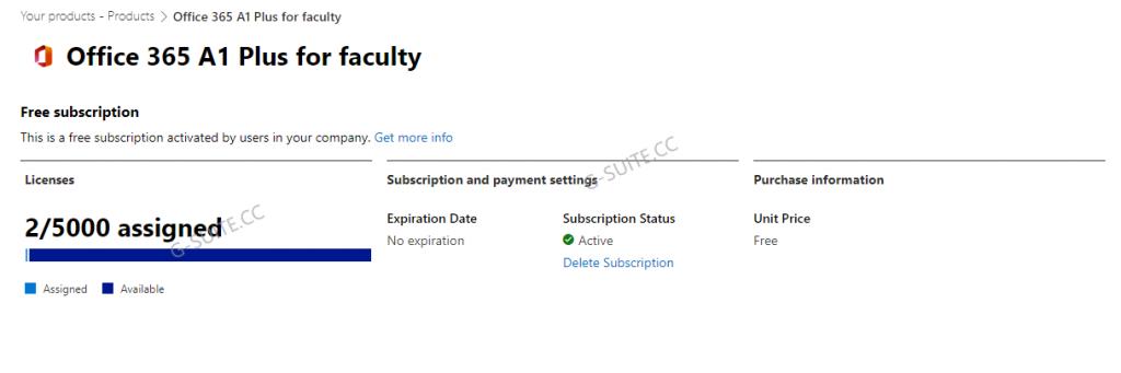 图片[2]-Office 365 (A1 Plus) Lifetime Global Premium Super Admin-G-Suite