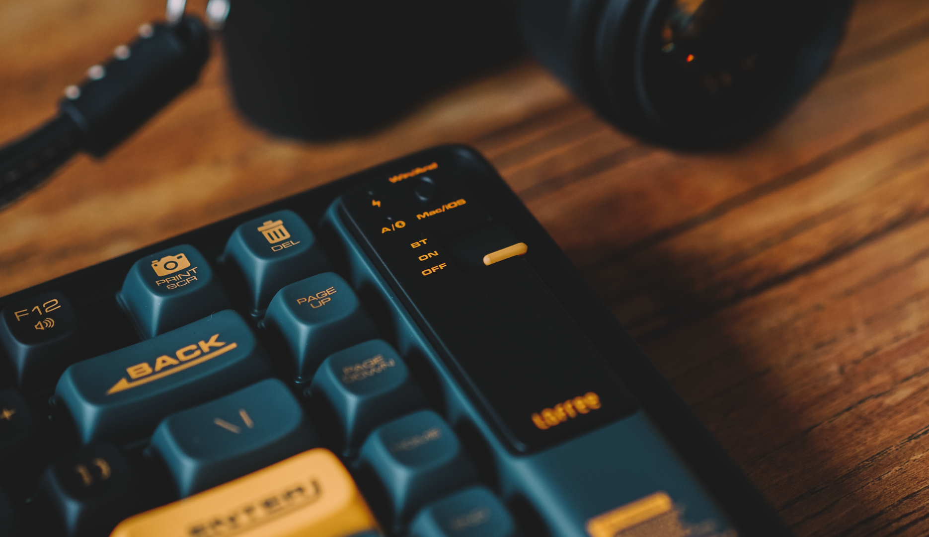 图片[10]-以浪为名,Lofree洛斐小浪蓝牙机械键盘适合外出携带的小机械键盘-G-Suite