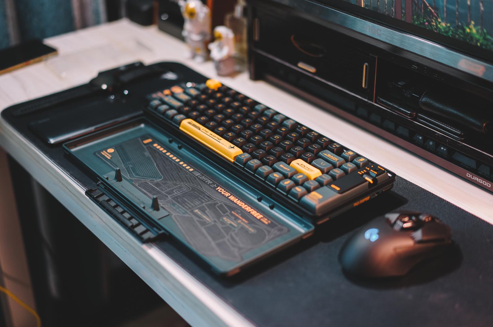 图片[16]-以浪为名,Lofree洛斐小浪蓝牙机械键盘适合外出携带的小机械键盘-G-Suite