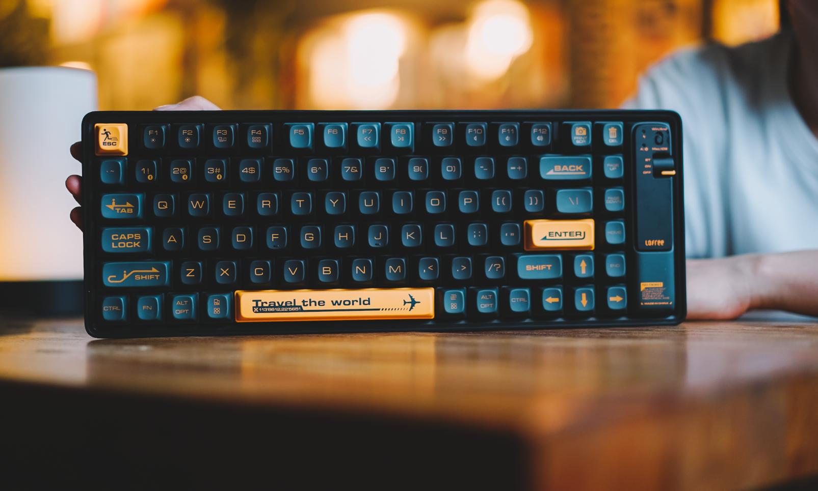 图片[31]-以浪为名,Lofree洛斐小浪蓝牙机械键盘适合外出携带的小机械键盘-G-Suite